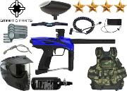 Battle Pack Smart Parts GOG eNMey razor blue air comprimé + 500 billes offertes