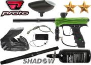 Pack Proto Rize Shadow green air comprimé