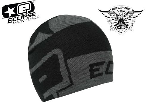 Planet Eclipse beanie Vault black/grey