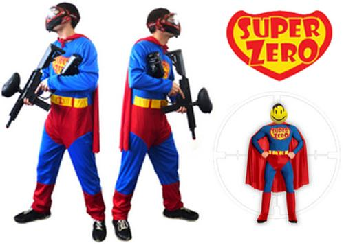 Costume de Super-Zéro