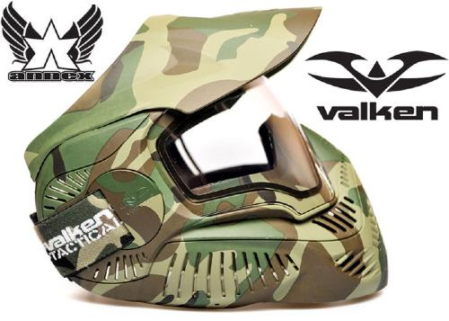 Valken Annex Mi7 thermal Woodland