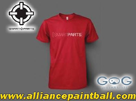 Tee-shirt Smart Parts Classic red