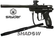 Spyder Victor Shadow black