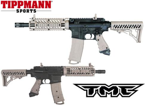 Tippmann TMC black tan