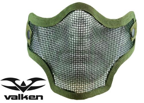 Grille Airsoft métal - olive