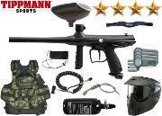 Battle Pack Tippmann Gryphon black air comprimé