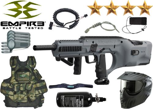 Battle Pack Empire BT D'Fender urban air comprimé