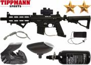 Pack Tippmann US Army Sierra One Warfare black air comprimé