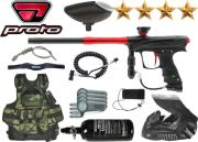 Battle Pack Proto Rize Maxxed black red air comprimé