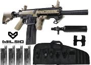 Premium Package Milsig M17 Elite Desert