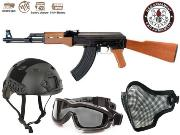 Full Package Airsoft CM47 AEG