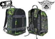 Planet Eclipse GX Backpack - Stretch poison