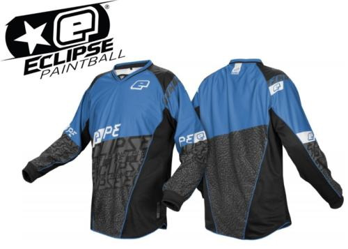 Jersey Planet Eclipse Fantm Ice - taille XL