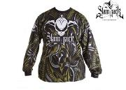 Jersey Slam Jack Biomeka jungle green - Large