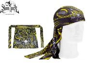 Head Wrap Slam Jack Biomeka hornet yellow