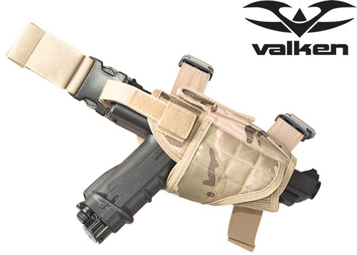 Valken Raptor holster tactical V-cam