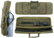 Double Padded Rifle Case 8Fields Tactical 107 cm - olive