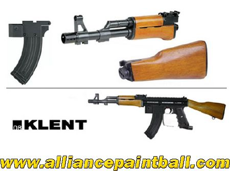 Kit de convertion AK 47 pour Tippmann 98 PS