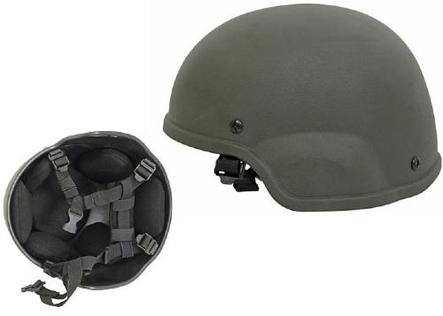 Casque tactique MICH2000 Replica Light - olive