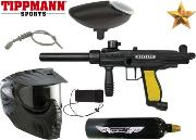 Pack Tippmann FT-12 black yellow Co2
