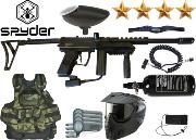 Battle Pack Spyder MR1 Trident egrip air comprimé + 500 billes offertes