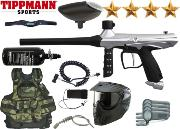 Battle Pack Tippmann Gryphon silver air comprimé
