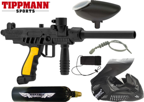 Pack Tippmann FT-12 Lite Co2