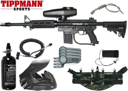 Ranger Pack Tippmann A5 Full M4 air comprimé