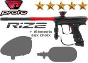 Tournament Pack Proto Rize Maxxed - Black red