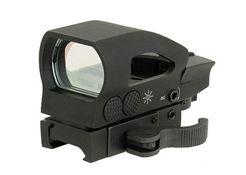 Tactical holographique Reflex 4 reticles