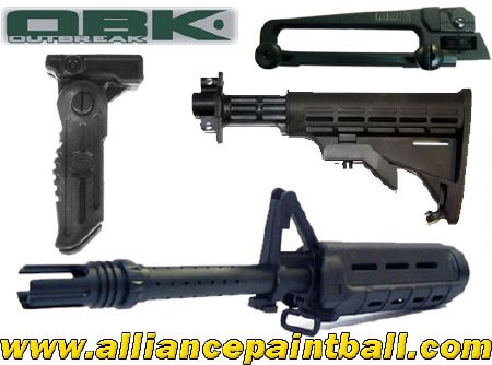 Kit de conversion Outbreak Coalition Tippmann Phenom