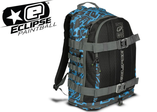 Planet Eclipse GX2 Gravel bag - fighter blue