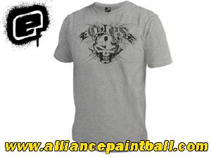 Tee-shirt Planet Eclipse Morgue grey