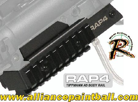 Tippmann A5 Body Rail