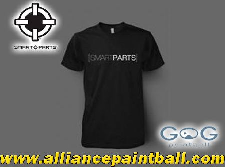 Tee-shirt Smart Parts Classic black