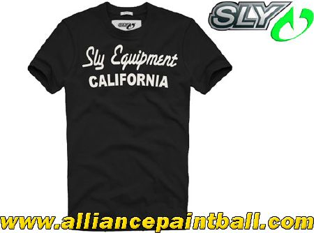 Tee-shirt Sly California black taille L