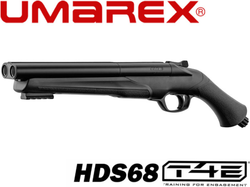 Umarex Walther HDS T4E .50 cal - 7.5 joules