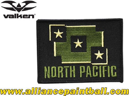 Ecusson Valken Corps North Pacific