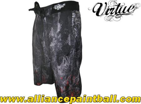 Virtue Grunge Boardshort black - Taille US 34