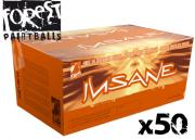 Lot de 50 cartons de 2000 billes Forest Insane