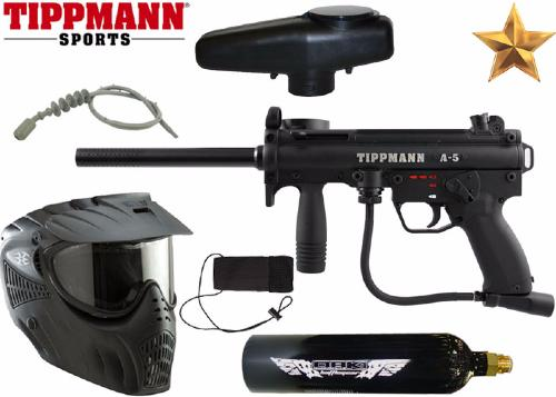 Pack Tippmann A5 Egrip Co2