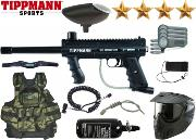 Battle Pack Tippmann M98 Platinium Series air comprimé
