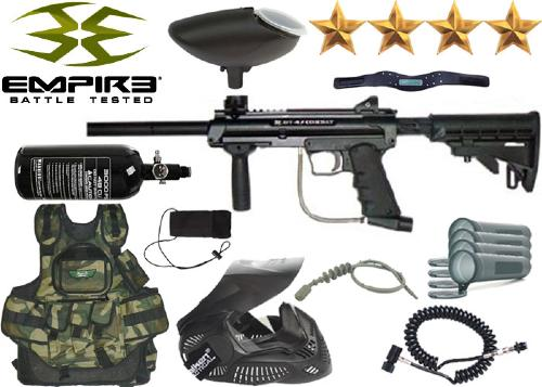 Battle  Pack BT-4 Combat Slice Yankee air comprimé + 500 billes offertes