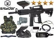 Battle Pack Spyder MR6 air comprimé + 500 billes offertes