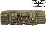 Valken Tactical double rifle gun case - olive
