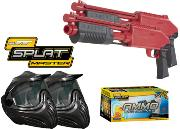 Dual Pack JT Splatmaster Z200 Shotgun red