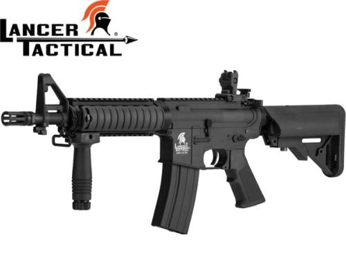 Réplique Airsoft Lancer tactical LT-02 G2 M4 CQBR black