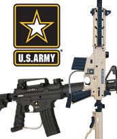 Packs paintball Tippmann US Army