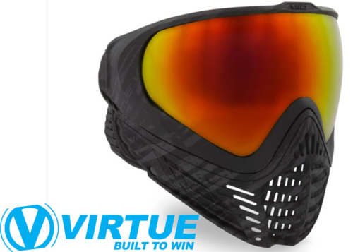 Virtue VIO Contour 2 - Graphic Black Fire