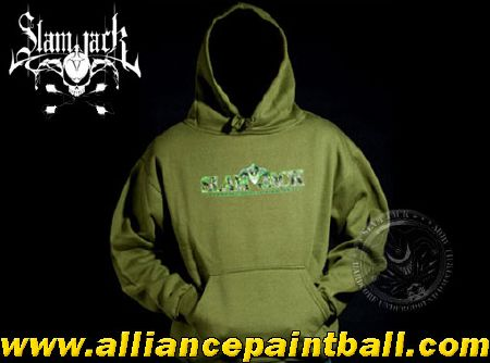 Sweat-shirt Slam Jack Camopixel